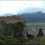 Meteora, St.Stefan Monastery, Greece