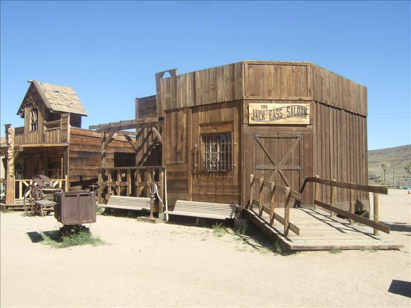 Pioneer Town, California