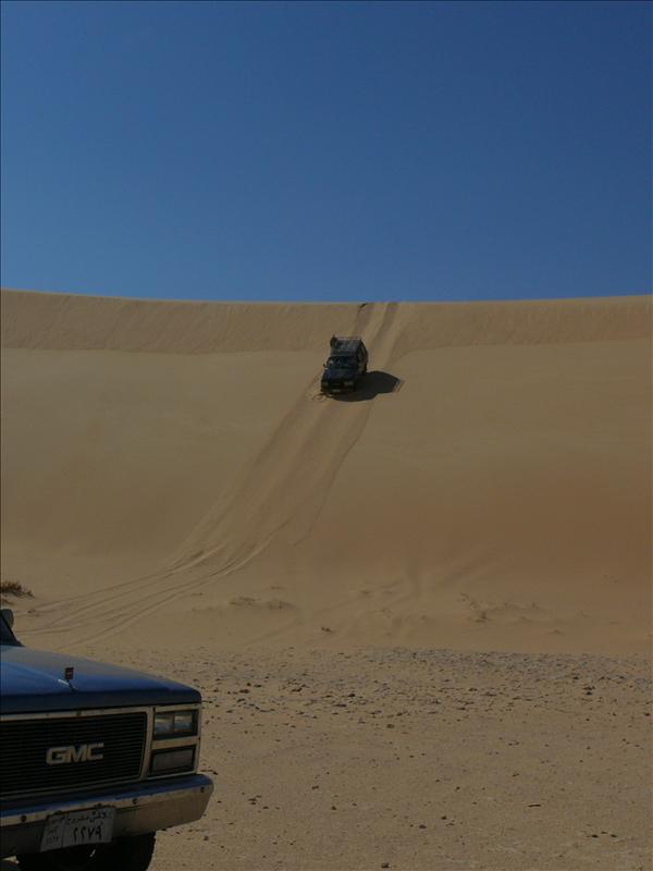 Siwa - Woestijn 10