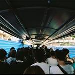Passenger liner In Bangkok