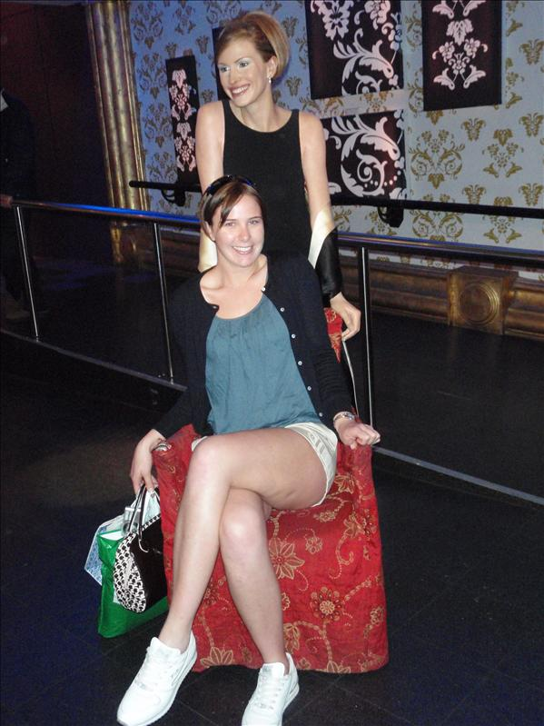 Julia Roberts, Madame Tussaude's Wax Museum - 20th May