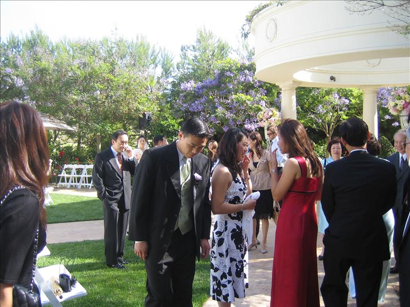 Cousin's wed@St. Regis Monarch Beach
