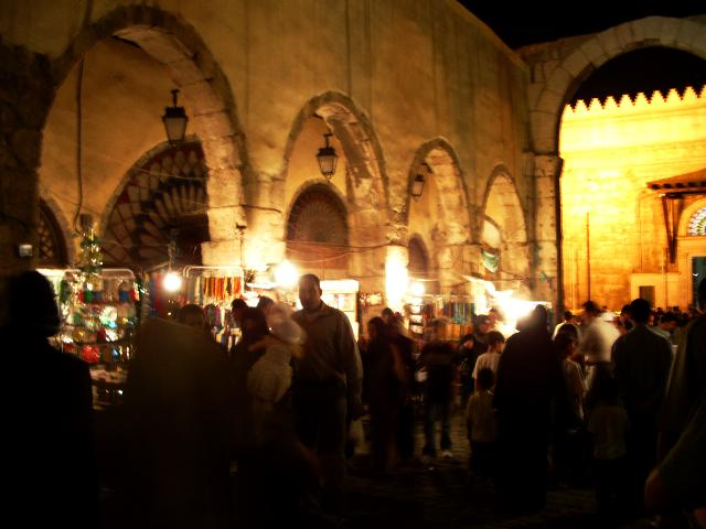 Old Damascus (Syria)
