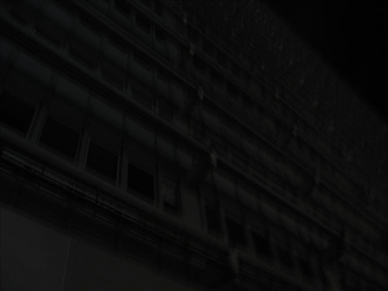 Eerie buildings