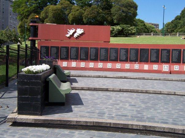 MALVINAS MEMORIAL, BUENOS AIRES