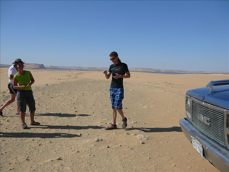 Siwa - Woestijn Bart
