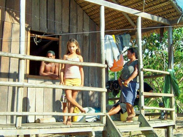 VILLAGE LIFE, AMAZON