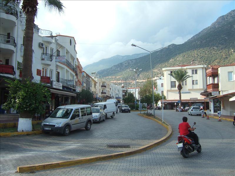Kas Street Scene