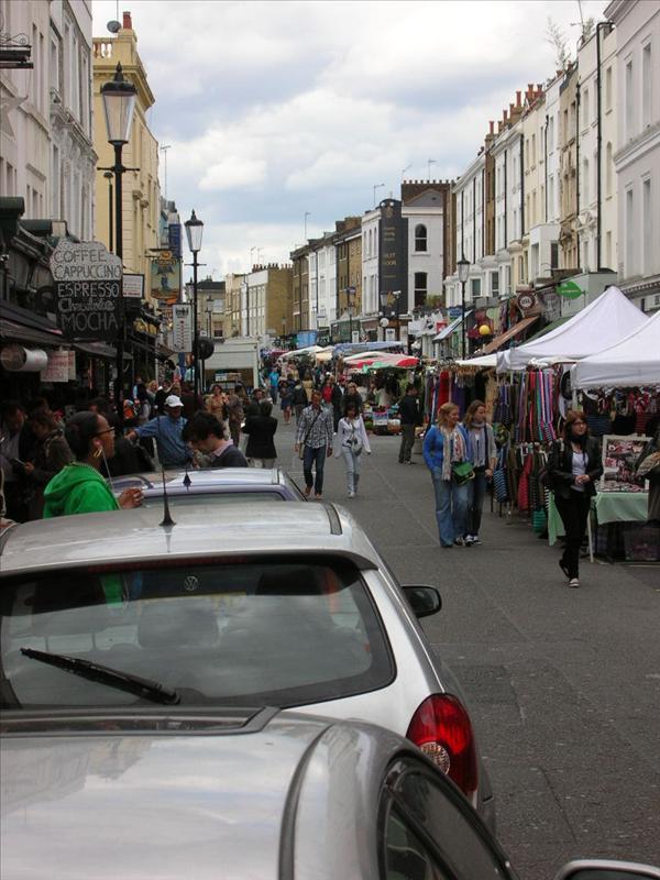 Portobello Markets - 22nd May