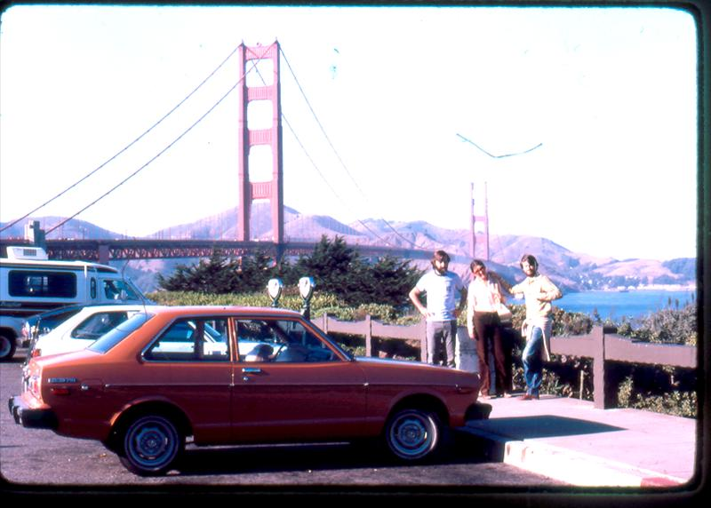 en Parking puente
