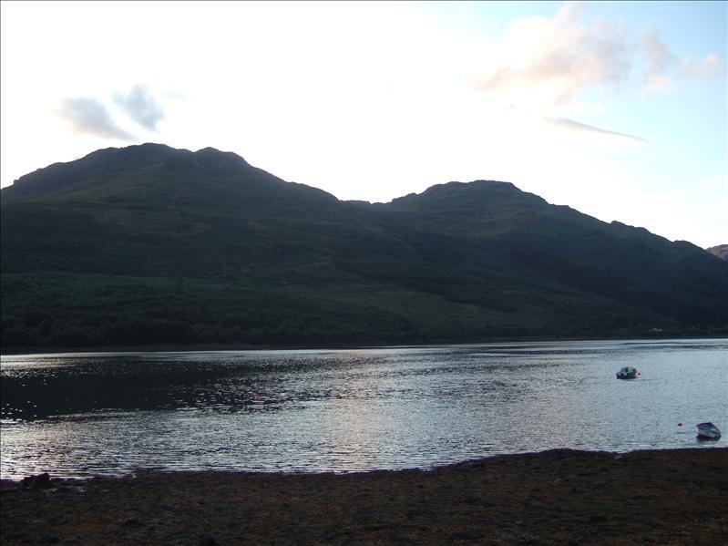 Loch Long from Arrochar