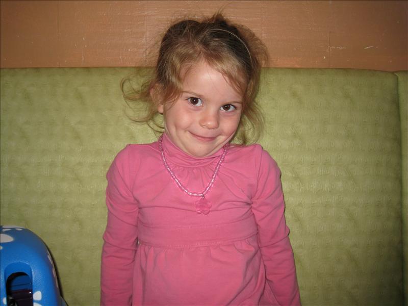 Hannah... cutie pie
