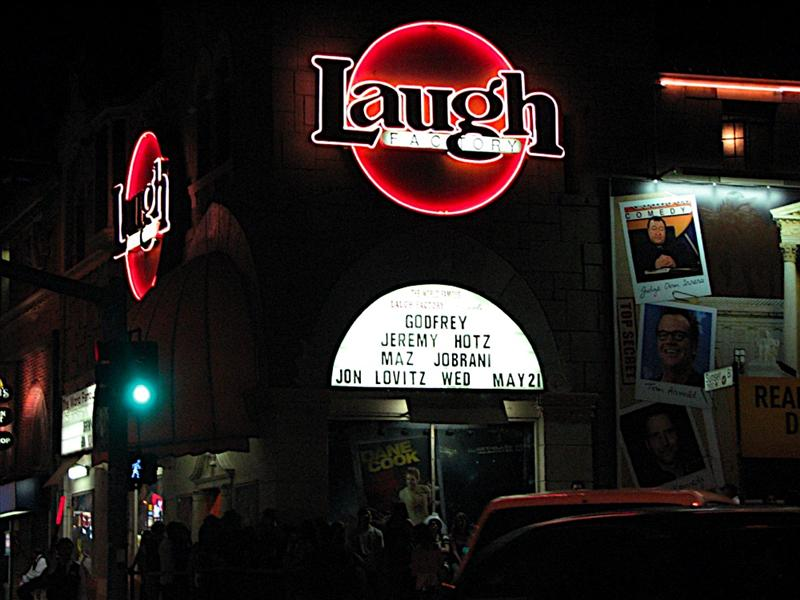 The Laugh Factory