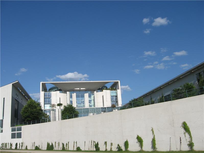 Andrea Merkel's offices