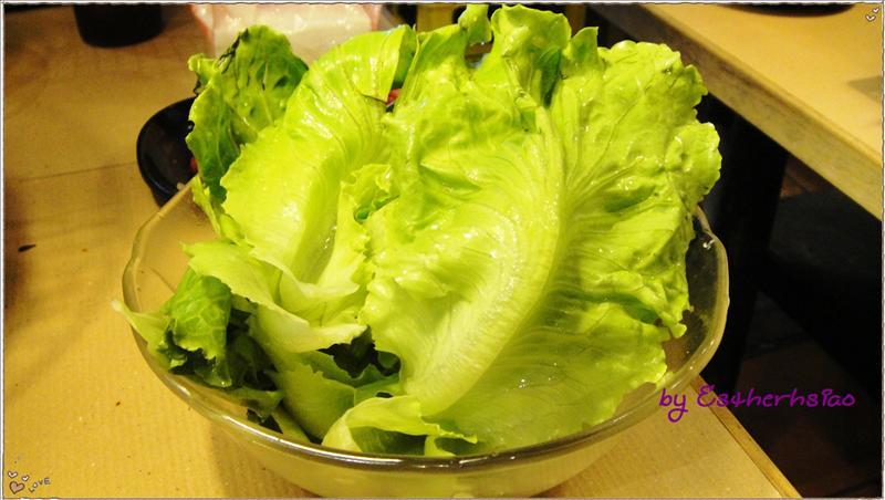 夾肉用生菜
