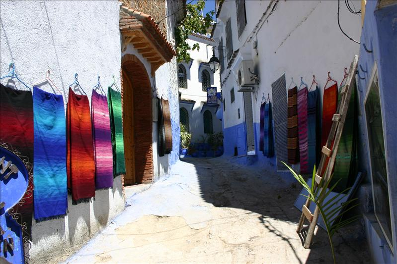 The Colors of Chefchaouen!