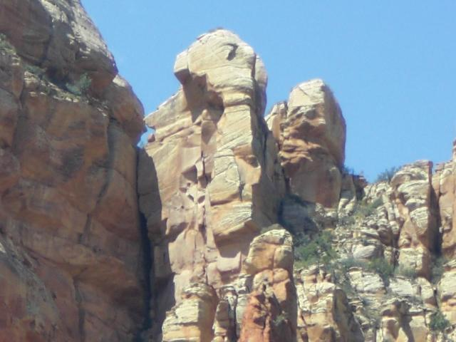 I think this is Sphinx Rock