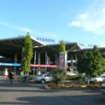 Dar Es Salaam airport