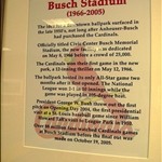 remembering old Busch Stadium demolished in 2005