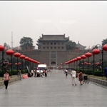Xian, with over 3,100 years of history, one of the oldest cities in China.