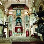 santa cruz basilica from 1902, kochin