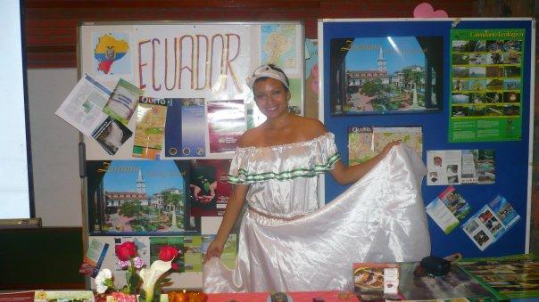 RepresenT RepresEnt Ecuador... Feria de materiales