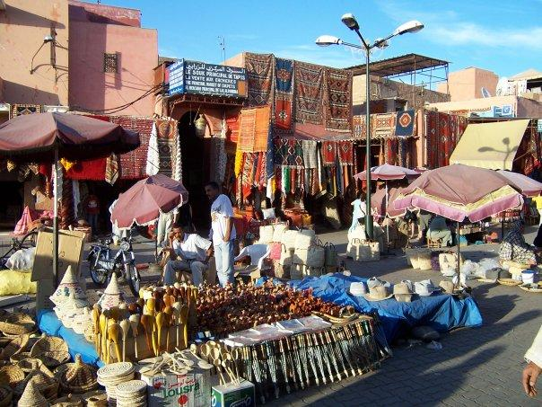 SOUQ, MARRAKECH