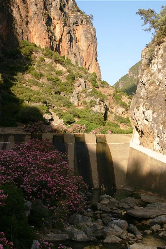 the dam @Akchour