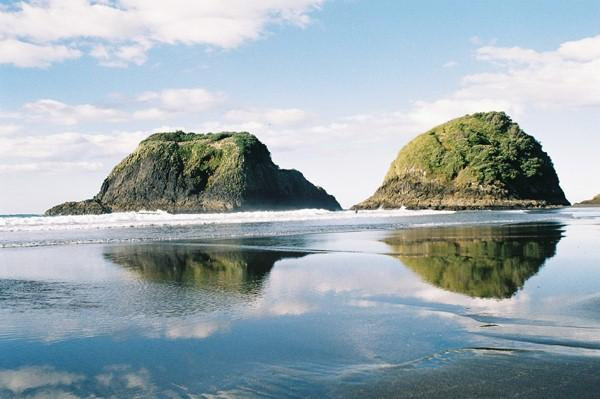 Back Beach, New Plymouth