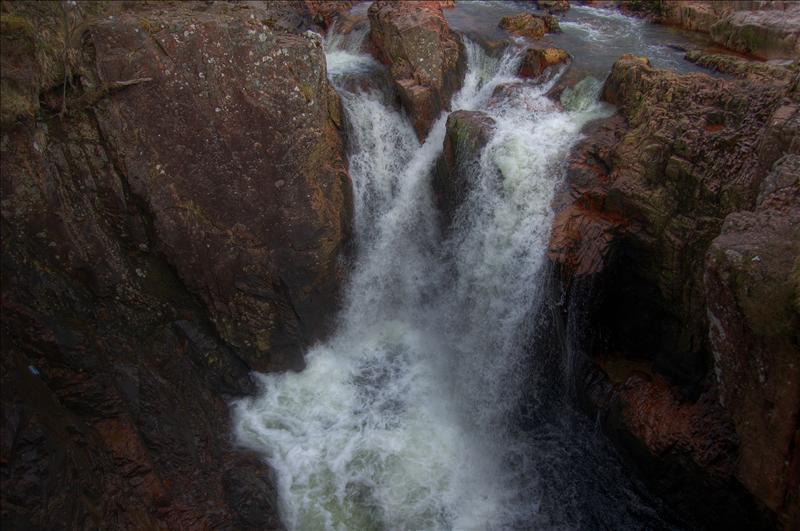 Braveheart Falls