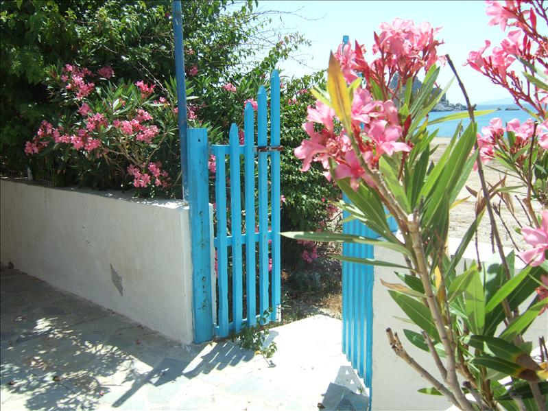 Near to the Sacallis Hotel, Kefalos Bay