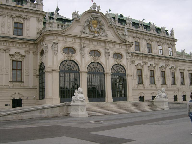 wien - Belvedere