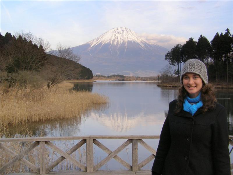Audrey•Fujisan•Lake Tanuki