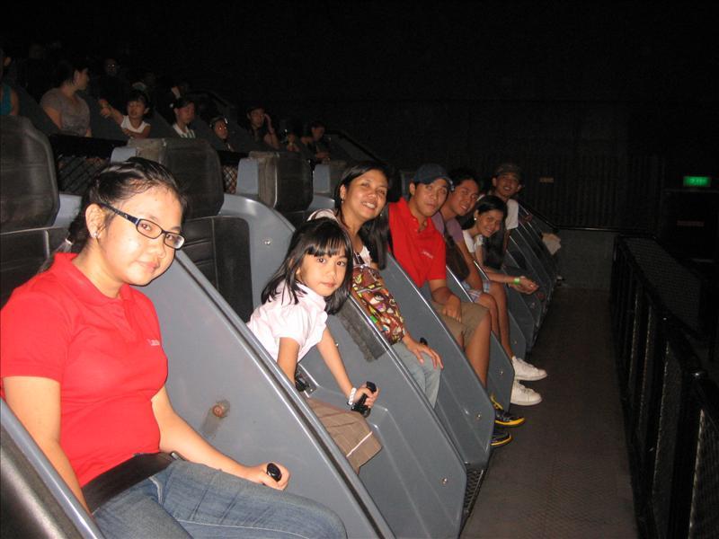 Inside the Rialto Theatre
