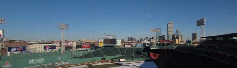 Fenway Park - Panoramic - Boston, MA