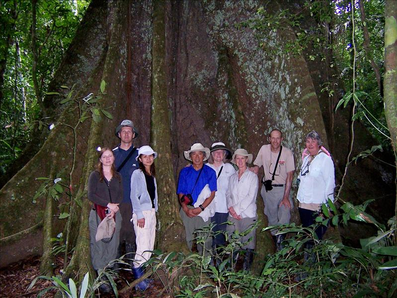 TAMBOPATA RESERVE, AMAZON - GROUP PHOTO