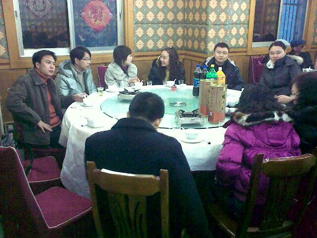 文杰请客  用手机拍摄 (爱拍网 http://ipai.cn/photologs/3702)