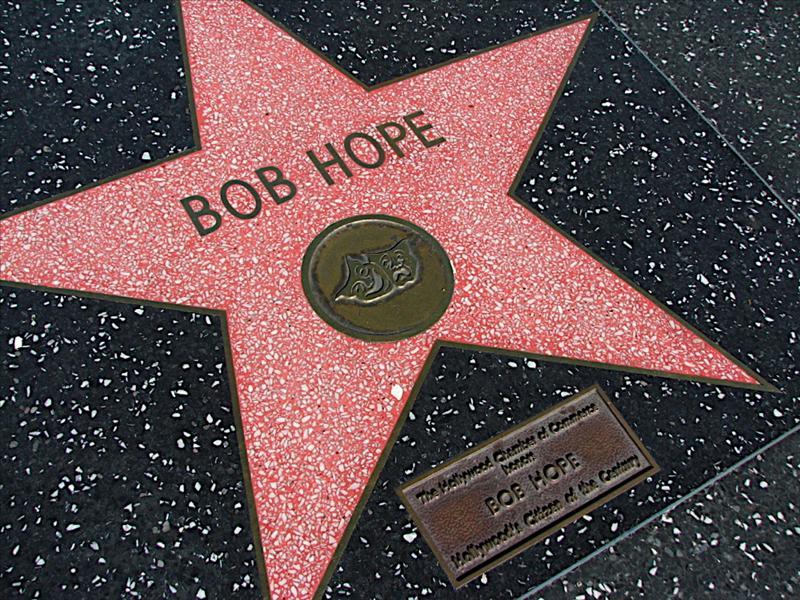 Bob Hope Star