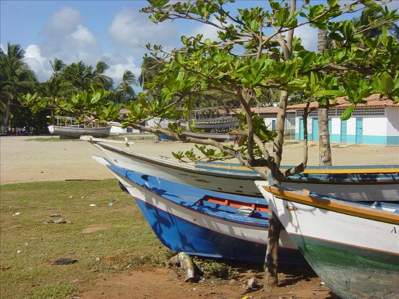 Fisherman beach