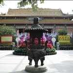 Po Lin Monastery - famous backdrop in various Kung Fu Movies