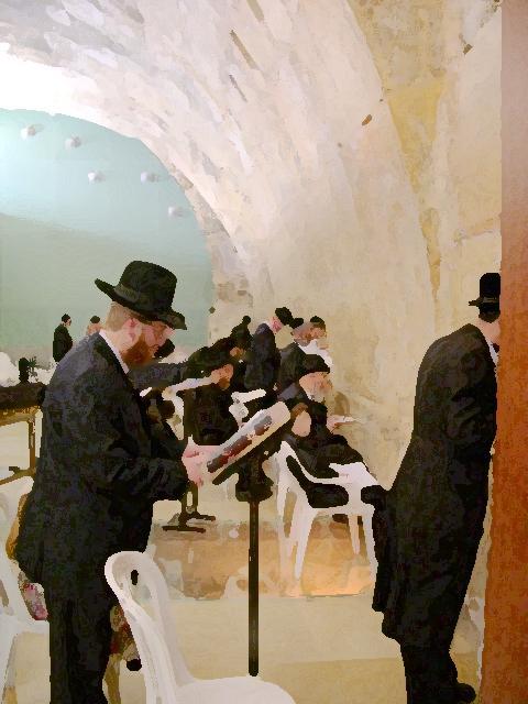 Jewish Prayer (Israel)