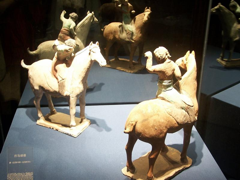 Sculptures in ancient China, Shannxi History Museum