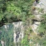 natural hill bridge (Zhangjiaje)