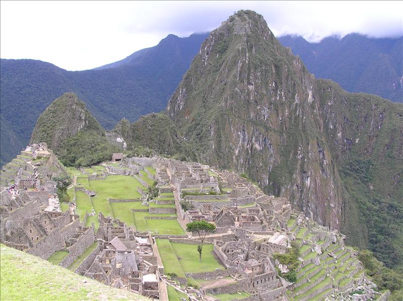 Magical Place Machu Picchu