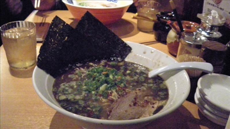 名古屋站內驛麵通吃碗會鹹死人的拉麵
