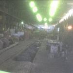 Vista de los talleres