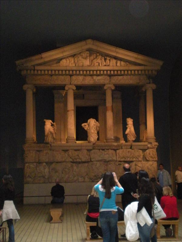 Ancient Greek Art, British Museum - 19th May