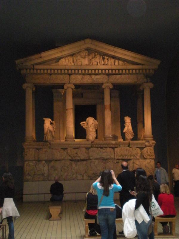 Ancient Greek Art, British Museum - 19th May