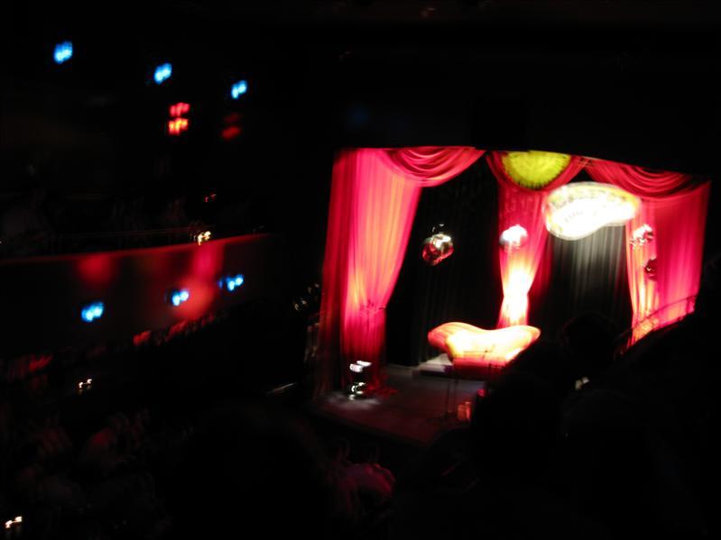 cabaret bezicht
