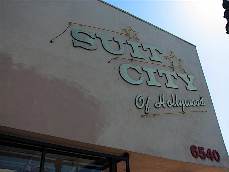 Suit City!